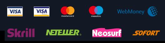 Strumenti di pagamento IQ Option