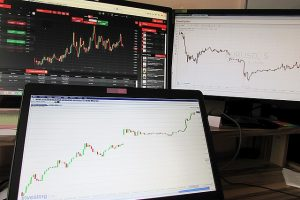 Bande di Bollinger con IQ Option