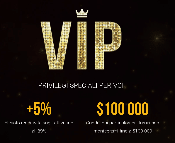 Conto VIP IQ Option